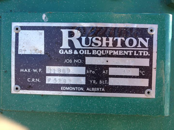 line heater new and used oilfield equipment for sale in Alberta by Pro-Find Equipment