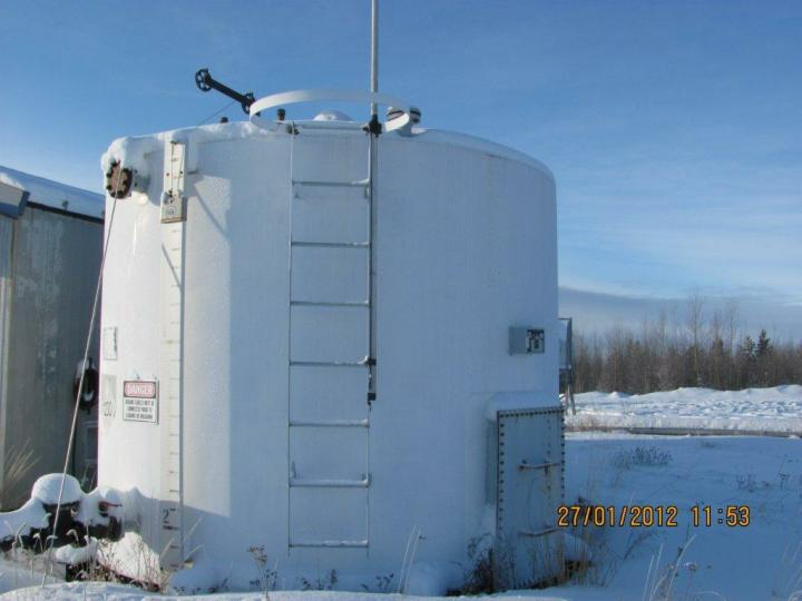 oil storage tank new and used oilfield equipment for sale in Alberta by Pro-Find Equipment